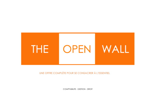 Start-up : The Open Wall