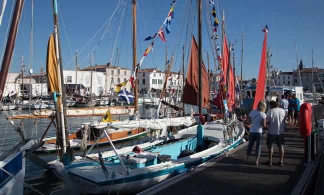 Musée du platin - Flottille en pertuis